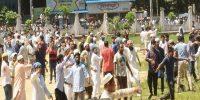 চট্টগ্রামে জানাজার নামাযকে কেন্দ্র করে ছাত্রলীগ-শিবির সংঘর্ষ
