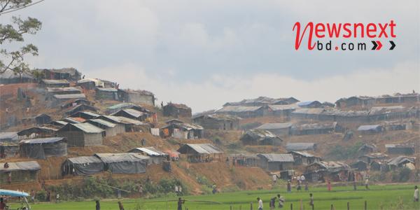 কক্সবাজারের উখিয়া-টেকনাফে পাহাড়ধস ও বন্যার ঝুঁকি