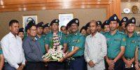 আছাদুজ্জামানের বিদায়, দায়িত্বে নতুন ডিএমপি কমিশনার