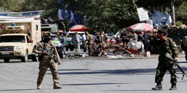 আফগানিস্তানে আত্মঘাতী হামলায় নিহত ২৪, তালেবানের দায় স্বীকার