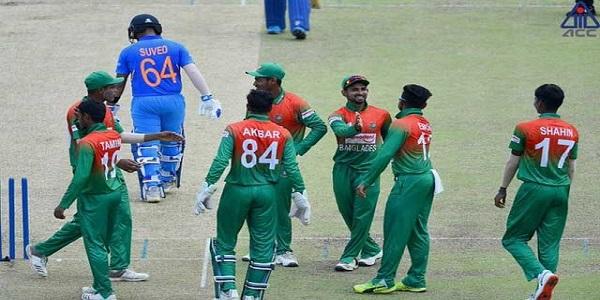 ভারতকে ১০৬ রানে অল আউট করলো বাংলাদেশ