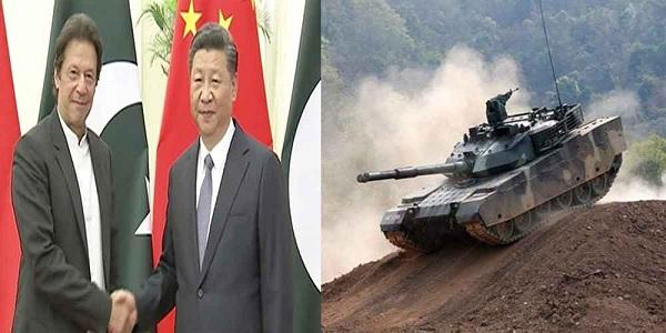 পাকিস্তানকে ৩০০ অত্যাধুনিক ট্যাংক দিচ্ছে চীন