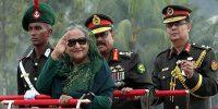 'সেনাবাহিনীকে প্রযুক্তিগতভাবে সুসজ্জিত করতে কাজ করছে সরকার'