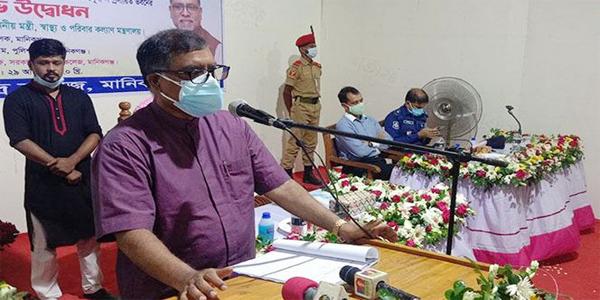 'না বুঝে অনেকেই স্বাস্থ্য বিভাগের সমালোচনা করেছেন'
