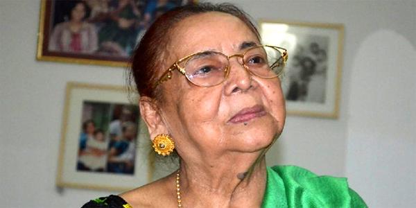 কথাসাহিত্যিক রাবেয়া খাতুন মারা গেছেন