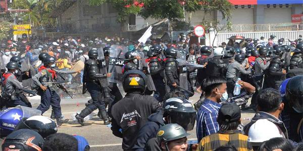 ৭০ জনকে হত্যা করেছে মিয়ানমার সেনাবাহিনী : জাতিসংঘ